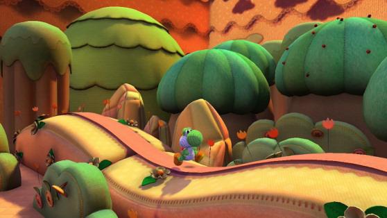 Yarn Yoshi Nintendo Direct