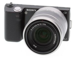 Sony NEX 5 mirrorless