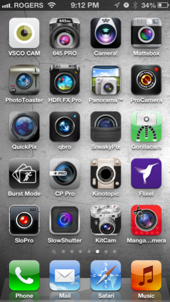 a photographer and developer with 86 camera apps highlights the best