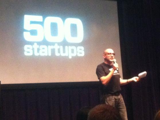 500 startups demo day