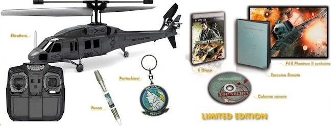 Ace Combat: Assault Horizon Helicopter Edition