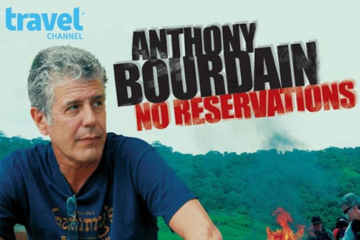 Anthony Bordain