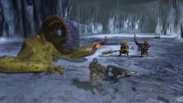 Monster Hunter 3 Ultimate: Baleful Gigginox (Wii U)