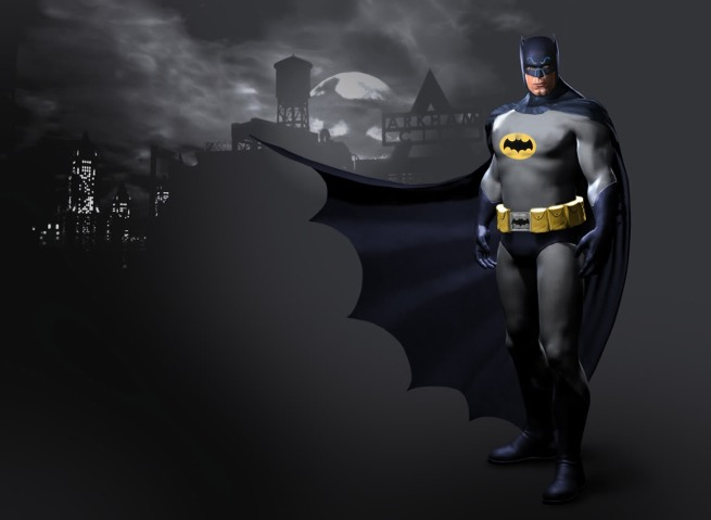 Batman Arkham something