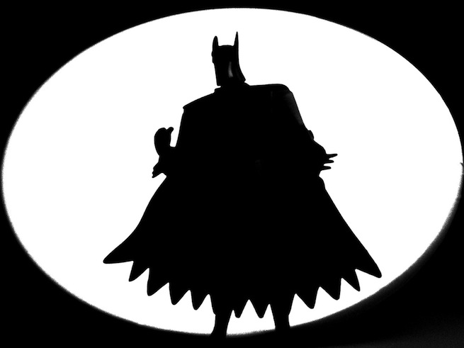 batman shadow