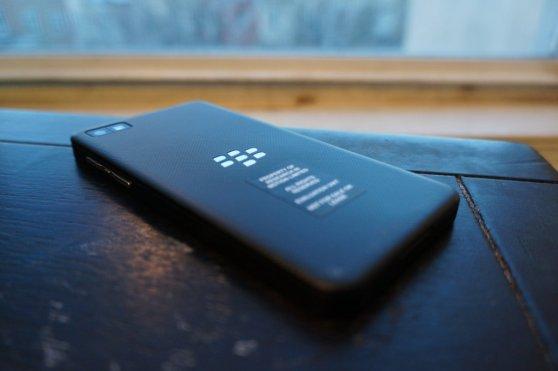 BlackBerry Z10 5