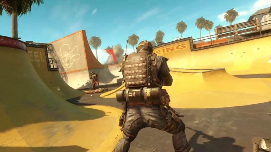Call of Duty: Black Ops II revolution DLC Grind