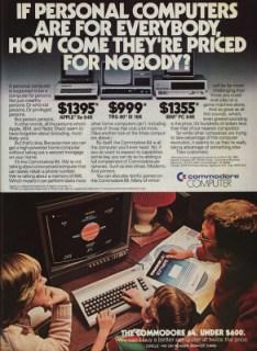 C64 advertisement