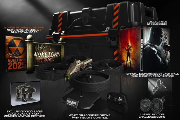 Call of Duty Black Ops II Care Package Edition