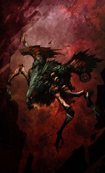 Castlevania: LoS - Mirror of Fate Daemon Lord resurrected