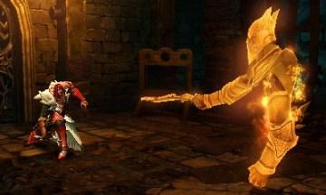 Castlevania: LoS - Mirror of Fate Simon Belmont