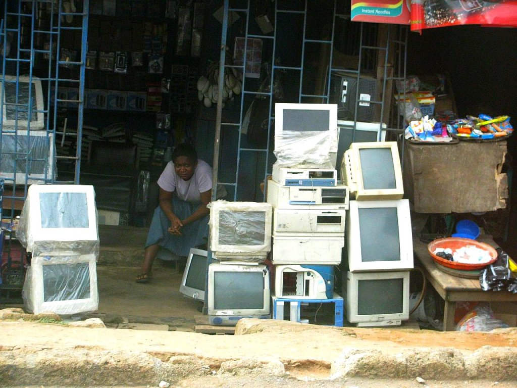 computer africa