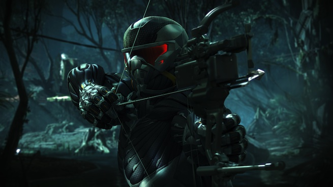 Crysis 3: Prophet and the bow