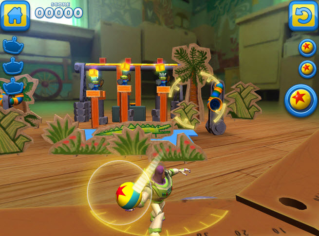 Disney Mobile Launches Toy Story Smash It Game On App