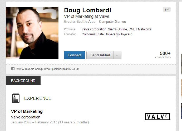 Doug is gone