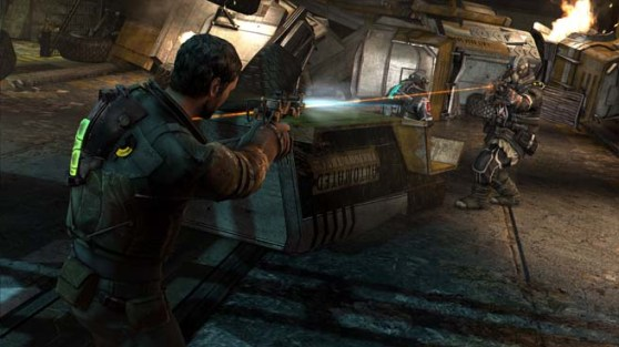 Dead Space 3 Guide Easy Hardcore Mode Best Weapons Exploits And