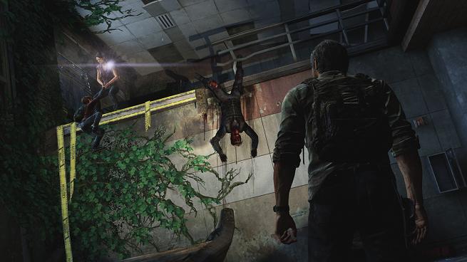 The Last of Us -- Ellie boost