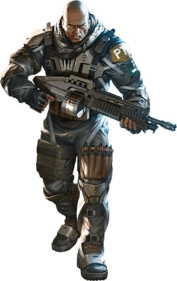 Killzone Mercenary -- Benoit