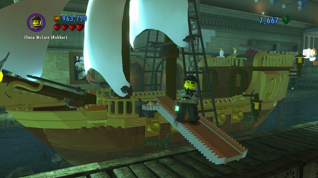 Lego City Undercover Is Less Violent Than Grand Theft Auto But