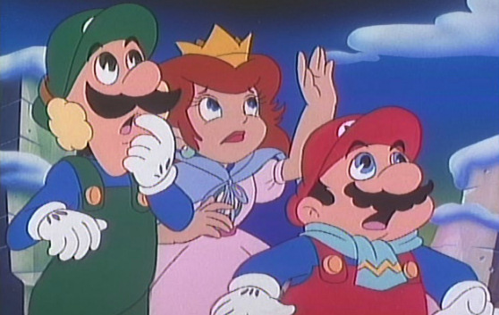 You forgot Luigi's birthday (again), but this one's a 30