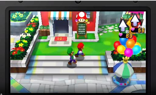 Mario and Luigi_Dream Team_1