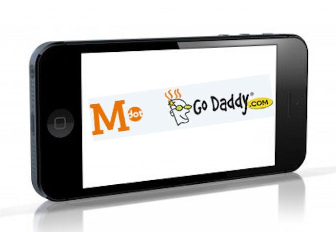 GoDaddy acquires mobile website building app M dot | VentureBeat