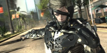 The peculiar origin of Metal Gear Rising: Revengeance's heavy-metal sound (interview)