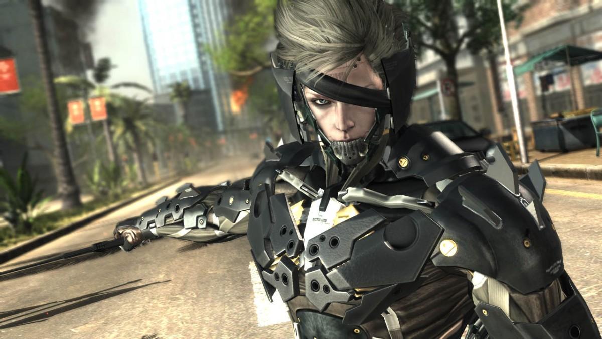 The peculiar origin of Metal Gear Rising: Revengeance's