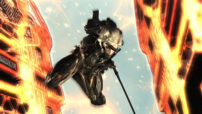 Metal Gear Rising: Revengeance 4