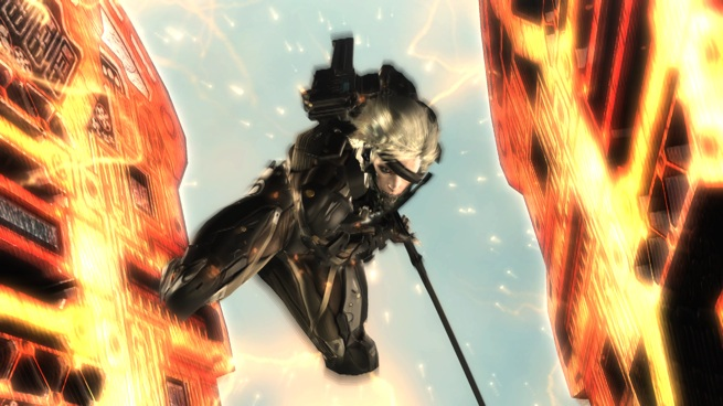 Metal Gear Rising: Revengeance 4