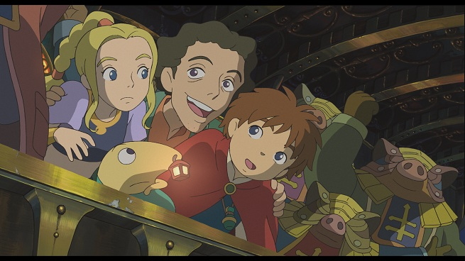 Ni No Kuni review 1
