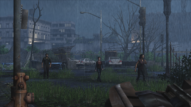 The Last of Us -- outskirts