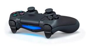 PlayStation 4 DualShock 4 - top view