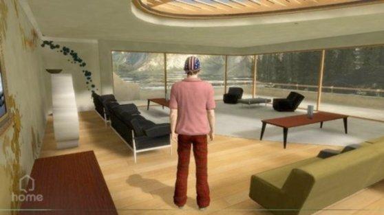 PlayStation_Home_Screenshot