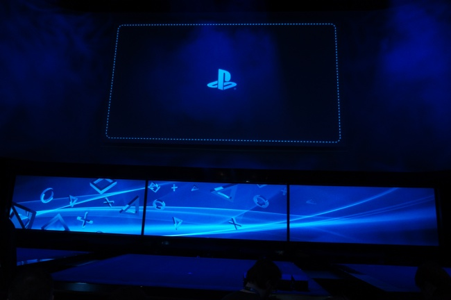 Sony Playstation 4 event 1