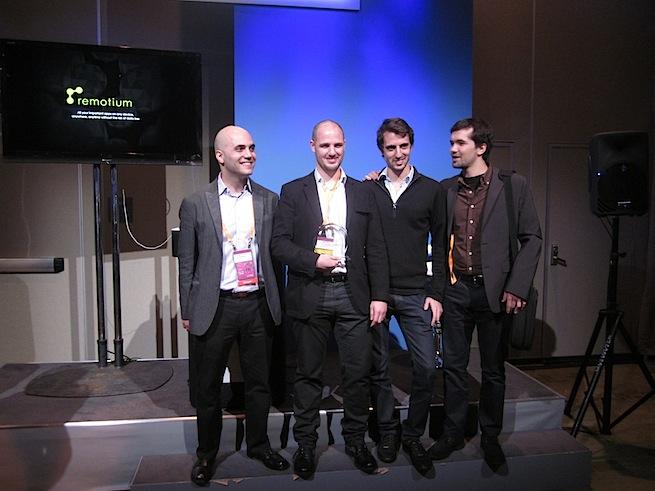 remotium innovation sandbox winner