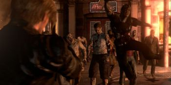 Wonderful news: Resident Evil producer realizes he's doing it wrong
