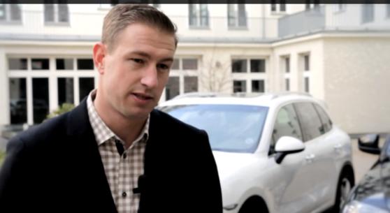 Ryan Graves, Uber executive