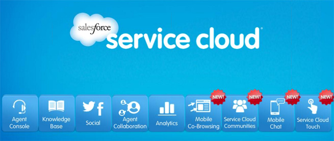 Salesforce's Service Cloud now helps solve customer issues inside ...