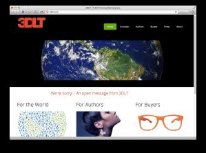 3DLT's website
