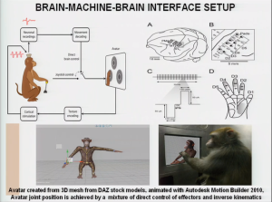 The brain-machine interface
