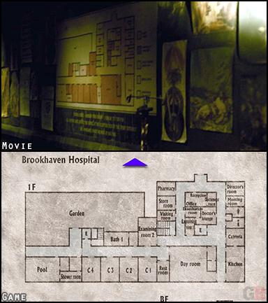 Silent Hill Revelation Vs Silent Hill 3 A Visual Comparison