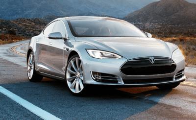 Hertz Newest Al Car The Hot Tesla Model S