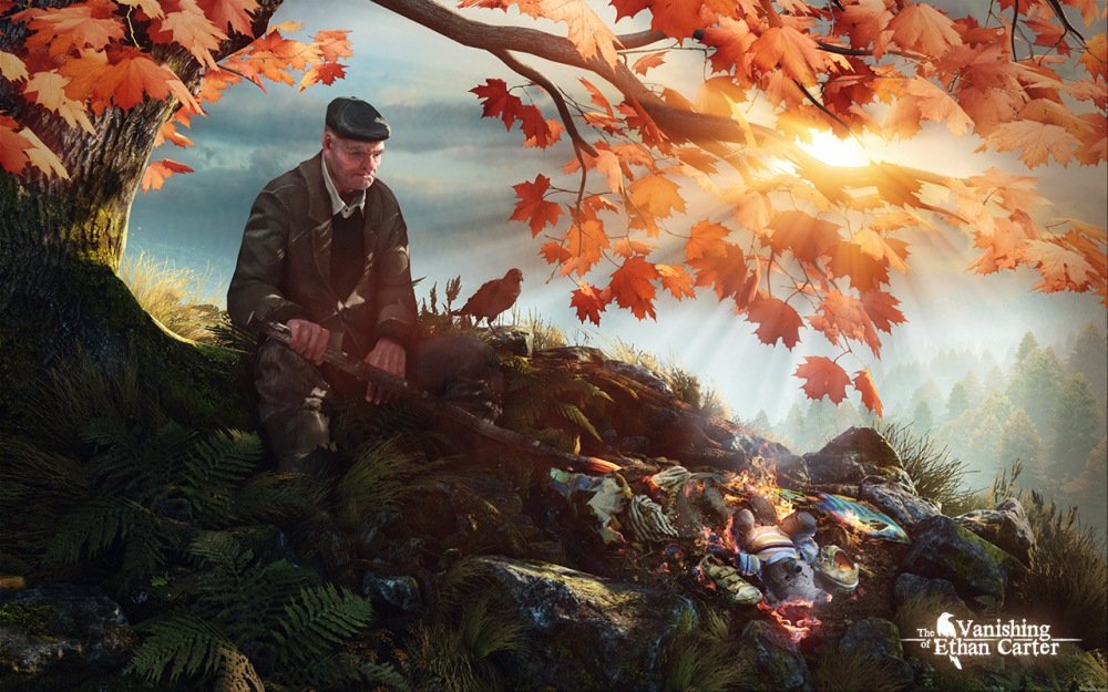 Visual beauty was only part of The Vanishing of Ethan Carter's charm.