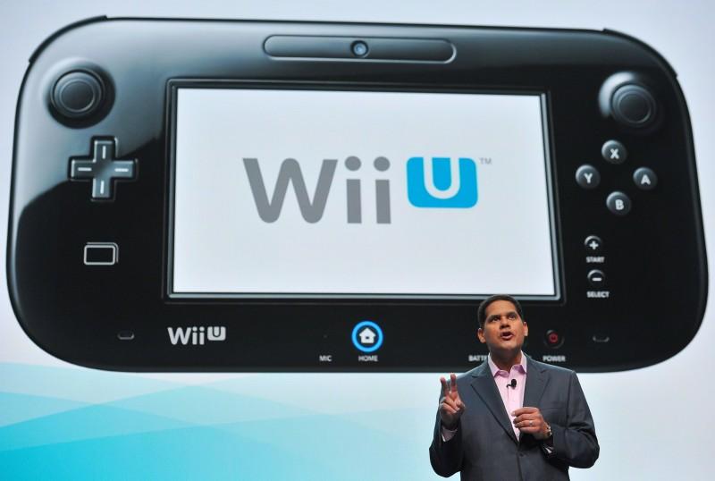 Wii U Reggie