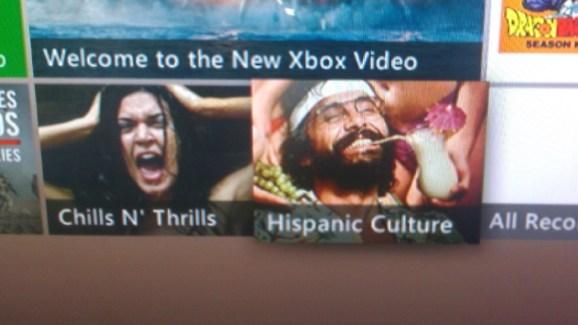 Xbox Live Hispanic