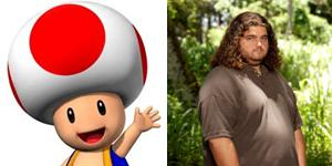 Toad and Hurley