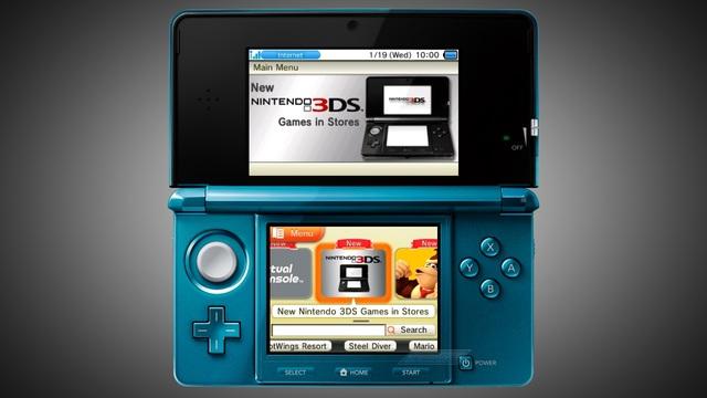 Nintendo updates 3DS firmware to improve download features