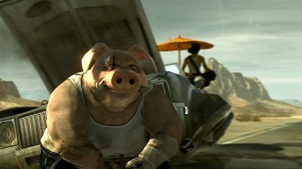 Art from Beyond Good & Evil 2 from a few years ago.
