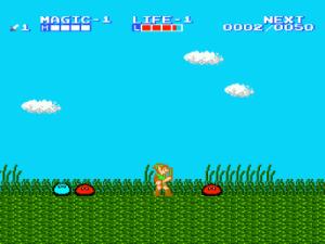 Zelda II